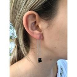 Boucles d'oreilles 110 mm colliers du diable