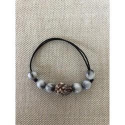 Bracelet réglable palmier royal nain Job