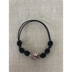 Bracelet réglable palmier royal nain zanzibar