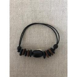 Bracelet réglable Bengale langues de vieilles femmes colliers du diable