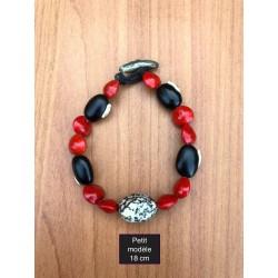 Bracelet palmier rouge Bengale